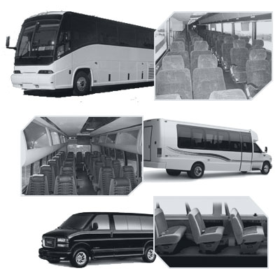 Chicago Coach Bus rental