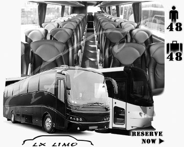 Chicago coach Bus for rental | Chicago coachbus for hire