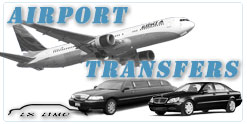Chicago Airport Transfers and airport shuttles