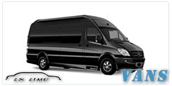 Chicago Luxury Van service