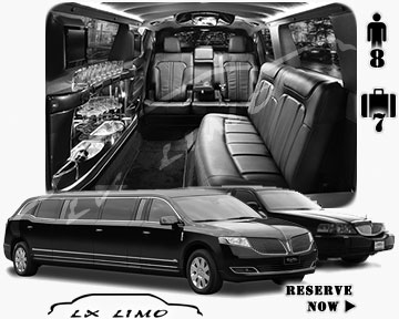 Limo from Chicago airport