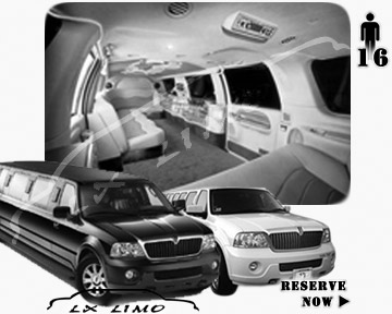 Navigator SUV Chicago Limousines services