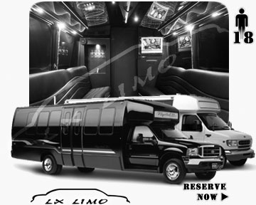 Chicago Party Bus party Bus | 18 passenger PartyBus in Chicago